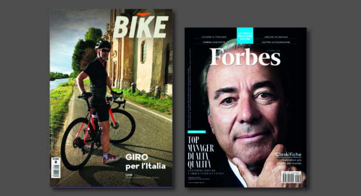 BIKE Autumn e Forbes Italia