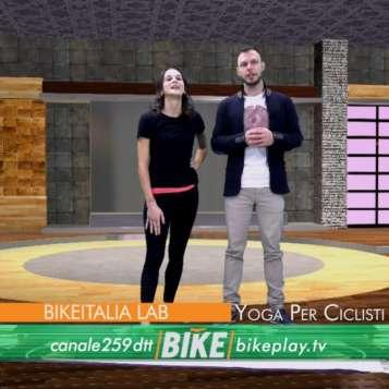 Yoga per ciclisti