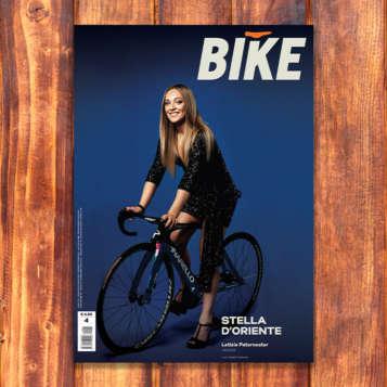 BIKE Volume 4 Cover