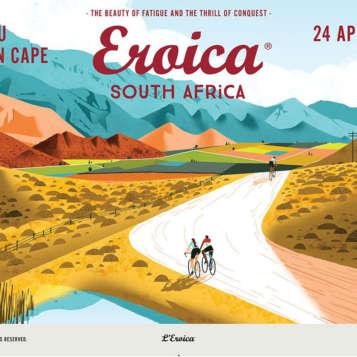 Eroica Sud Africa