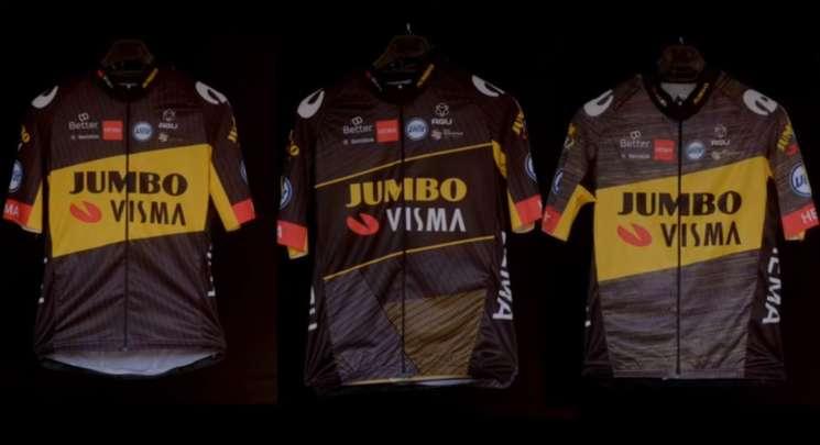 Jumbo-Visma Jersey