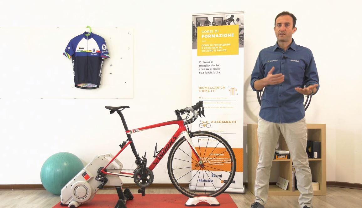 BikeItalia Lab – Allenamento per ciclisti – Lezione 6