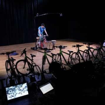 Festival del teatro a pedali