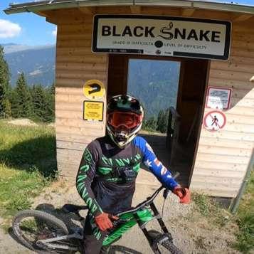 Brosnan Black Snake