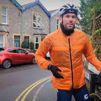 Cycling GK Ben Foster