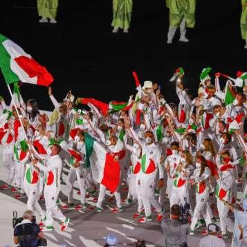 Italia Olimpiadi Tokyo 2020