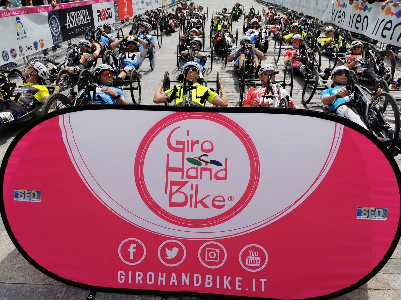GiroHandbike