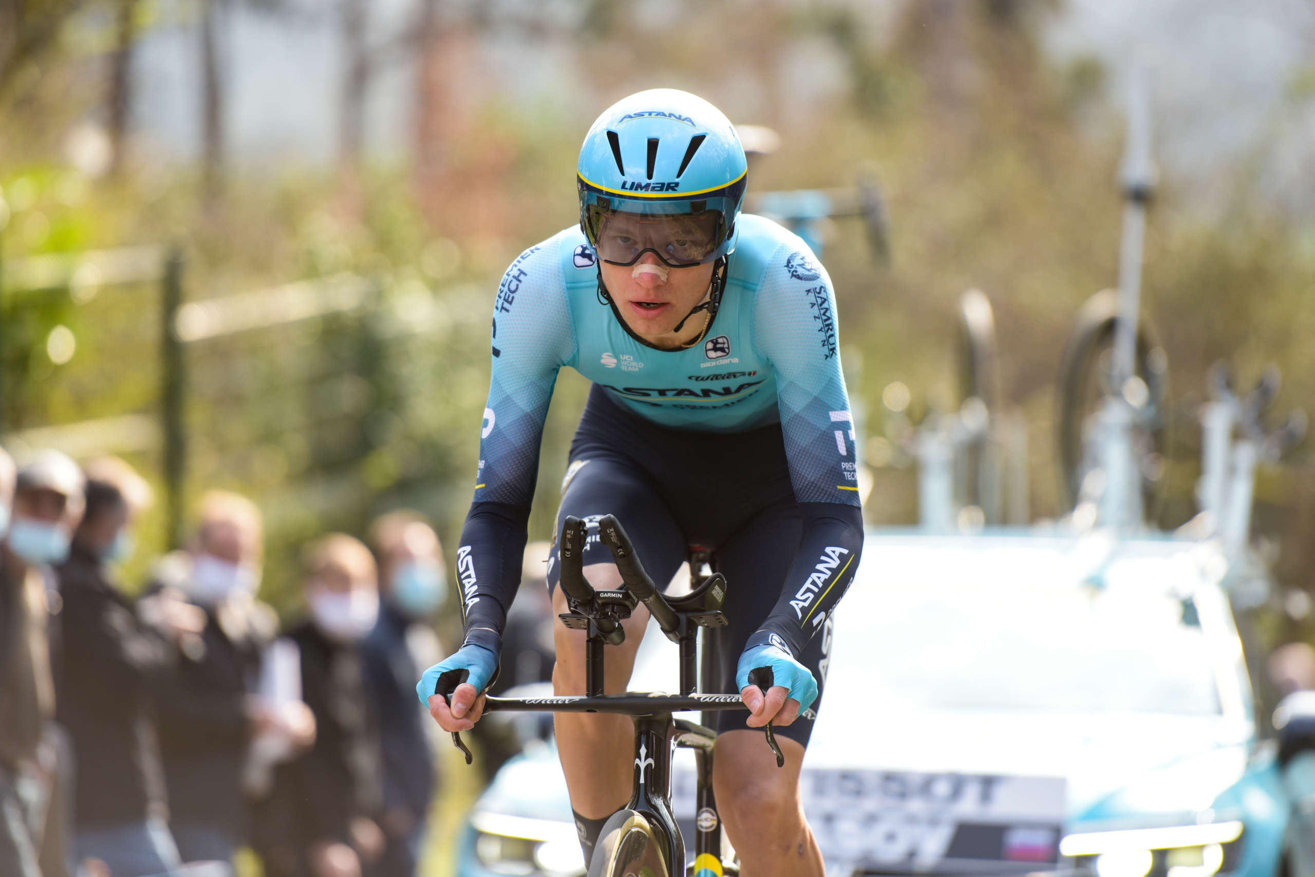Aleksandr Vlasov Tour de France 2021