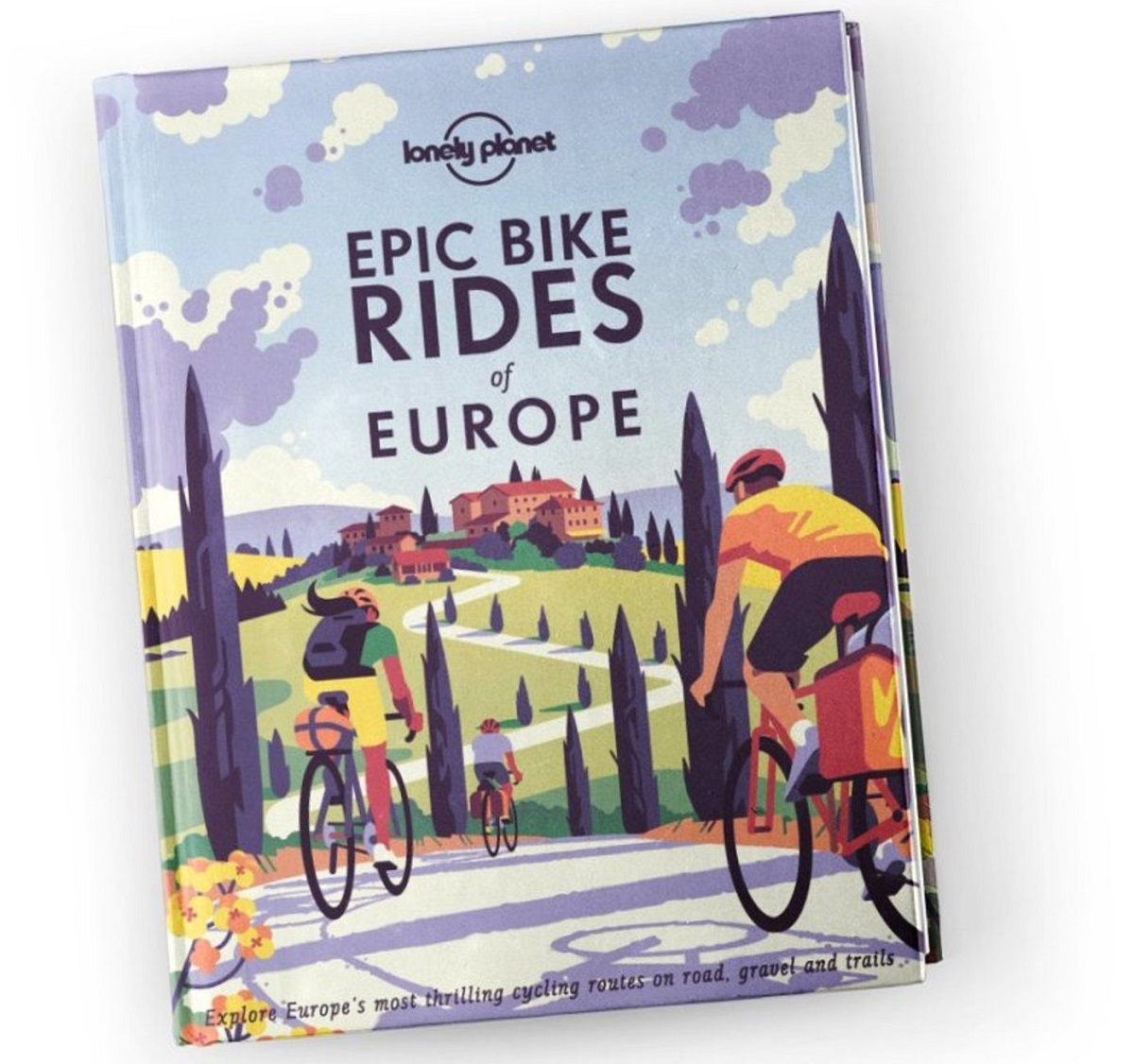 Epic Bike Ride of Europe