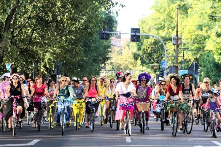 Fancy Women Bike Ride 2021