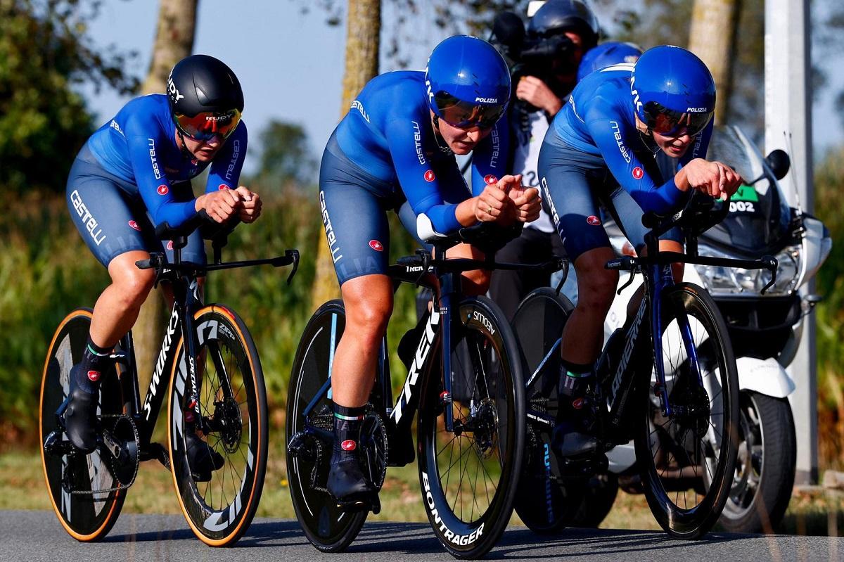 Mixed relay Fiandre 2021