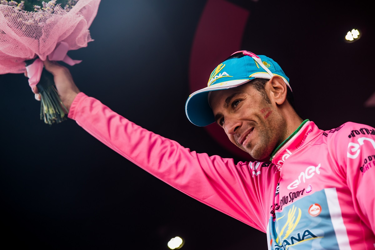 Nibali Giro 2016
