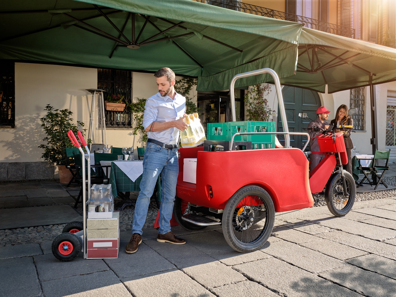 Cargobike Repower