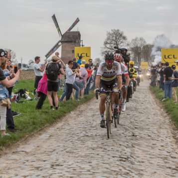 Sagan alla Roubaix